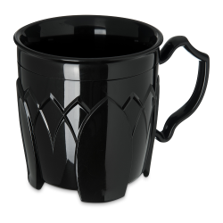8 oz. Dinex® Onyx Fenwick Insulated Mug (Lid Sold Separately)