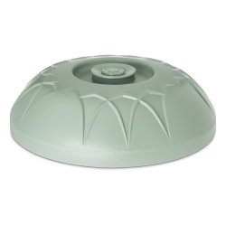 "10"" Dinex® Sage Fenwick Insulated Dome"