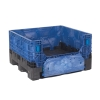 "BulkPak® 4845 HDMC Collapsible Container – 48""L x 45""W x 27""H"