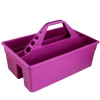 "Bright Purple Tote Max Tote Caddy - 17"" L x 11"" W x 11"" Hgt."
