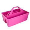 "Hot Pink Tote Max Tote Caddy - 17"" L x 11"" W x 11"" Hgt."