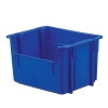 "Stack & Carry 12 Gallon Hopper Container - 20.2""L x 15.2""W x 12.4""H"