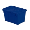 "15.2"" L x 10.9"" W x 9.7"" Hgt. Blue Security Shipper Container"