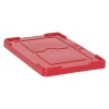 "Red Cover for 16-1/2"" x 10-7/8""W Containers"