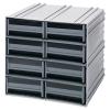 Interlocking Storage Cabinet w/8 IDR 203 Drawers