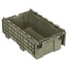 """20""""L x 11-1/2""""W x 7-1/2""""H Heavy Duty Attached Top Container"""