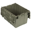 """21-1/2""""L x 15-1/4""""W x 12-3/4""""H Heavy Duty Attached Top Container"""