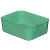 """11-3/4""""L x 8-3/4""""W x 4-1/8""""H Green Nesting Box"""