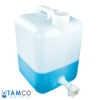 "5 Gallon Fortpack Modified by Tamco® with a 3/4"" HDPE Flow Spigot"