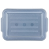 "Clear Lid for 12-1/2"" L x 8-1/2"" W x 4-1/2"" H Clear Storage Box"