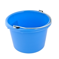 Sky Blue 8 Quart Pail