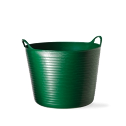 6.5 Gallon Green Medium Tub