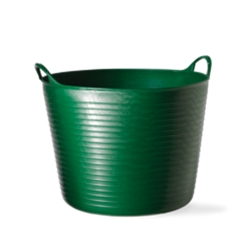 10.5 Gallon Green Large Tub