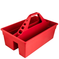 "Red Tote Max Tote Caddy - 17"" L x 11"" W x 11"" Hgt."