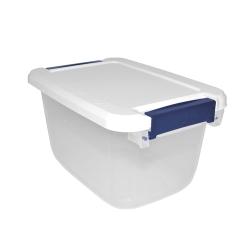 6.5 Quart Hefty® White Storage Bin - 11.9