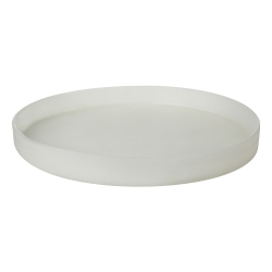 "12-3/8"" Diameter Natural Tamco® Round Tray"