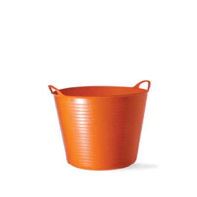 3.5 Gallon Orange Small Tub