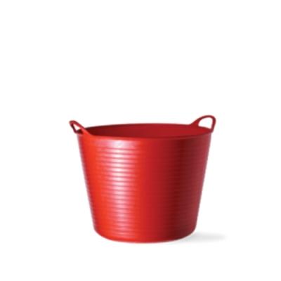 3.5 Gallon Red Small Tub