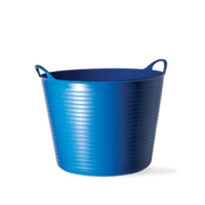 6.5 Gallon Blue Medium Tub