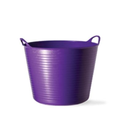 6.5 Gallon Purple Medium Tub