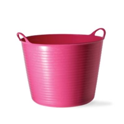 10.5 Gallon Pink Large Tub