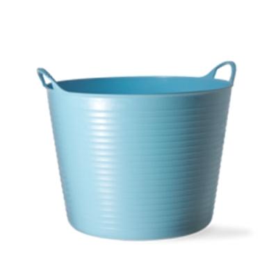 10.5 Gallon Sky Blue Large Tub