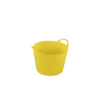 .1 Gallon Yellow Micro Tub