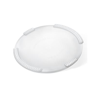 Translucent Lid - Fits 3.9 & 6.5 Gallon Tubs