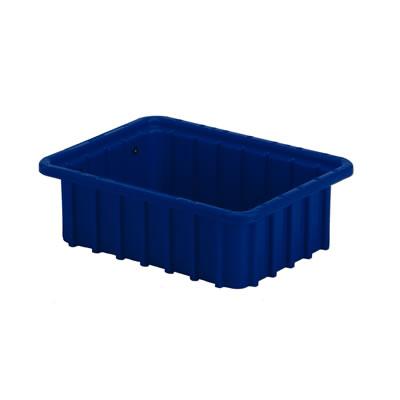 """10-7/8"""" L x 8-1/4"""" W x 3-1/2"""" H Dark Blue Divider Box"""