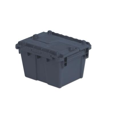 "11.8""L x 9.8""W x 7.7""H Gray Container"