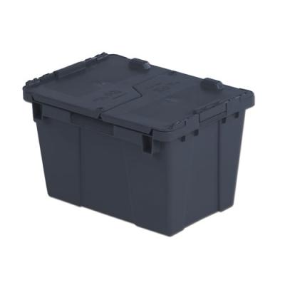 "15.2""L x 10.9""W x 9.7""H Gray Container"