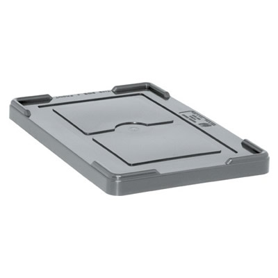 "Gray Cover for 16-1/2"" L x 10-7/8"" W Containers"
