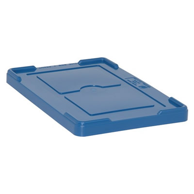 """Blue Cover for 16-1/2"""" L x 10-7/8"""" W Containers"""