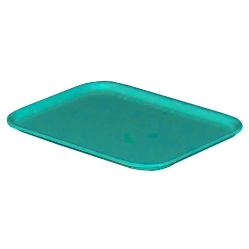 "Green Cover for 9-3/4""L x 9-1/4""W Boxes"