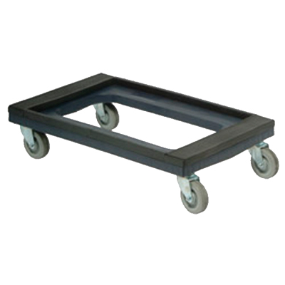 Dolly w/Padded Rubber Ledge
