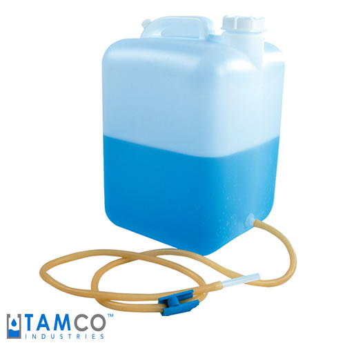 5 Gallon Fort-Pak Modified by Tamco® with Tubing & Pinch Spigot
