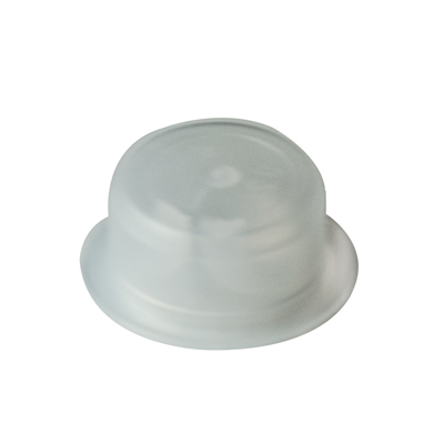 22mm LDPE Plug Cap for Industrial Aluminum Bottle