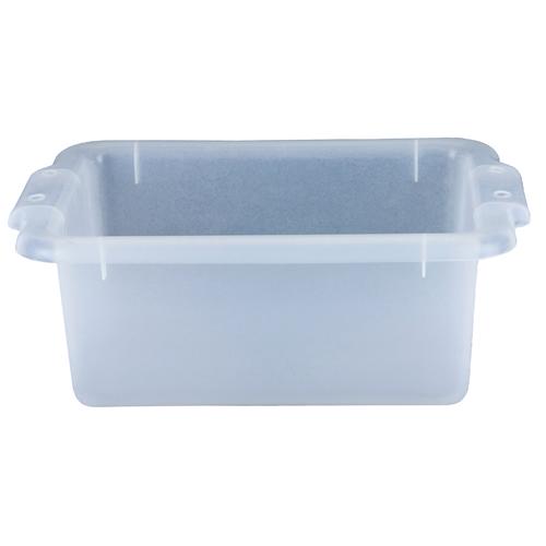 """12-1/2"""" L x 8-1/2"""" W x 4-1/2"""" H Clear Storage Box"""
