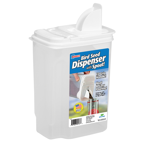 Bag-In Dispensers® 3.75 Quart Pet Food Dispenser