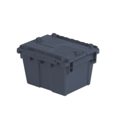 "11.8"" L x 9.8"" W x 7.7"" Hgt. Gray Security Shipper Container"