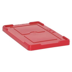"Red Cover for 16-1/2"" L x 10-7/8"" W Containers"