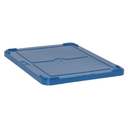 "Blue Cover for 22-1/2"" L x 17-1/2"" W Containers"