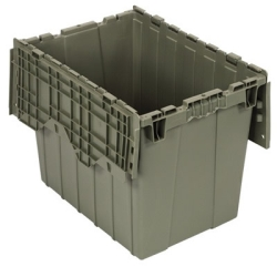 "21-1/2""L x 15-1/4""W x 17-1/4""H Heavy Duty Attached Top Container"