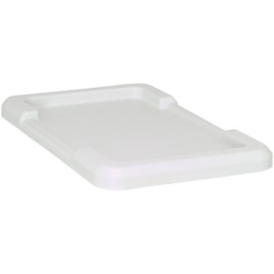 White Lid for Quantum ® Cross Stack Tubs