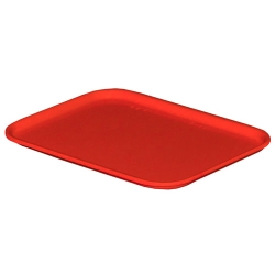 "Red Cover for 6-1/8""L x 4-7/8""W Boxes"