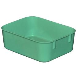 """11-3/4"""" L x 8-3/4"""" W x 4-1/8"""" Hgt. Green Nesting Box"""