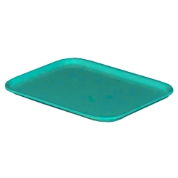 "Green Cover for 9-3/4"" L x 9-1/4"" W Boxes"