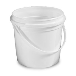 64 oz. HDPE Pryoff Container w/Handle (Lid Sold Separately)