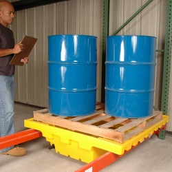 UltraTech Ultra-Rack Spill Containment Sump ® without Drain