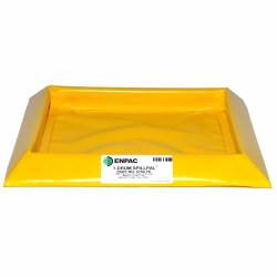 1-Drum Spillpal™ with 7.5 Gallon Capacity - 2' L x 2' W x 3